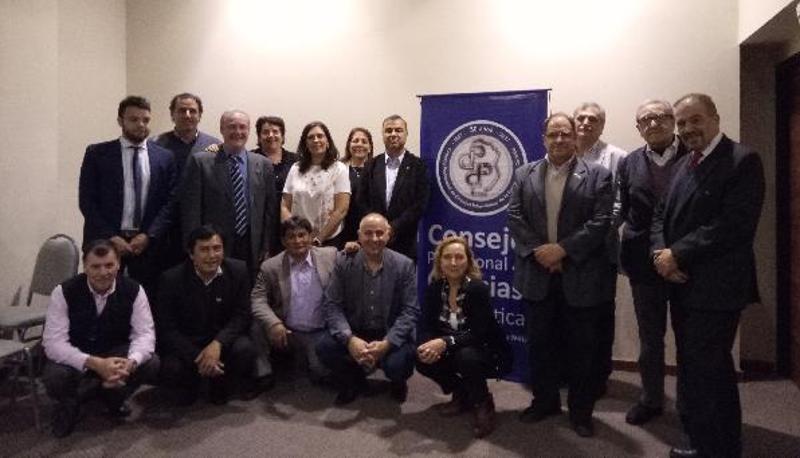 COPROCIER participó del Encuentro Argentino de Entidades Profesionales de Ciencias Informáticas