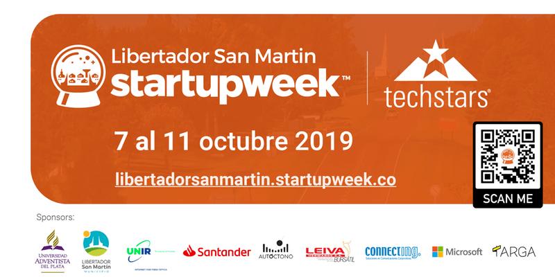 StartupWeek en Villa Libertador San Martín