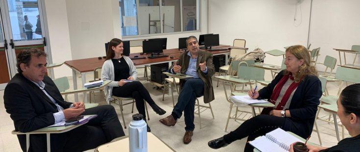 El Directorio de COPROCIER desarrolló actividades en Concepción del Uruguay