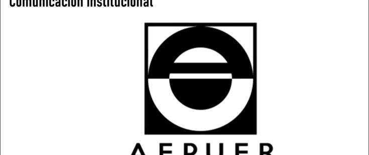 Comunicación institucional de AEPUER