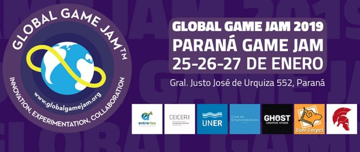 Paraná es sede de la Global Game Jam 2019