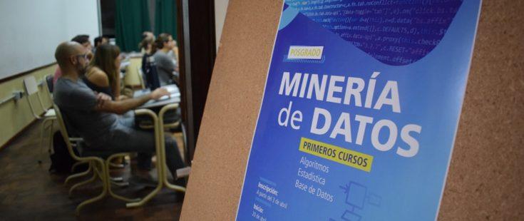 Cursos de posgrado sobre Minería de Datos